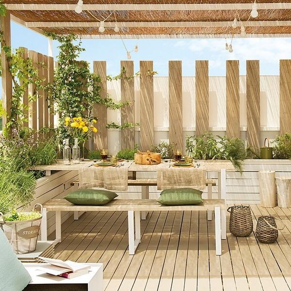 Декор террасы в стиле дзен — 10 фото и приемы