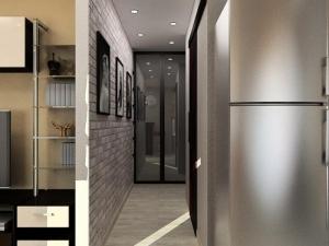 Дизайн коридора в хрущевке