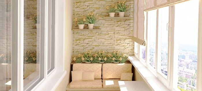 Идеи отделки балконов для создания красивого интерьера