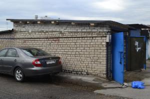 Как поднять крышу гаража своими руками
