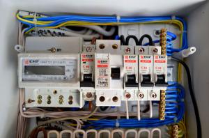 Подключение электросчетчика в квартире