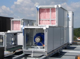 Принцип работы вентиляции в многоквартирном доме
