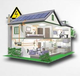 Проект электрики в частном доме