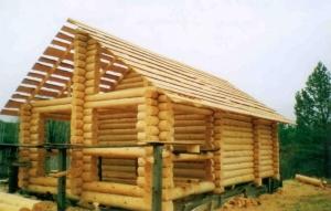 Проекты бани с террасой и домов