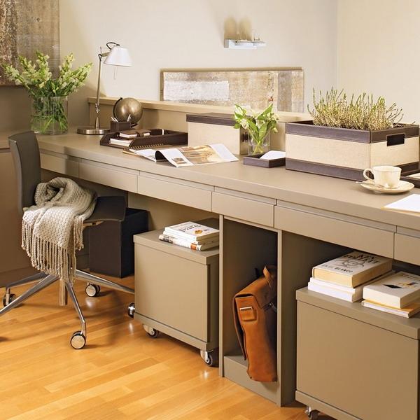 Рабочее место фрилансера — 15 практичных идей для порядка и комфорта