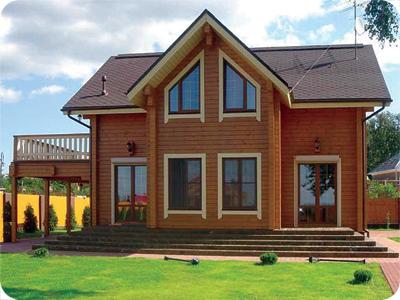 строительство дачных домов в москве