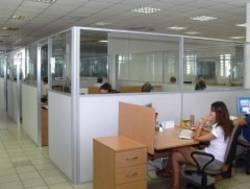 Офисные перегородки для продуктивной работы