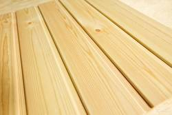 Вагонка из лиственницы – качественный строительный материал