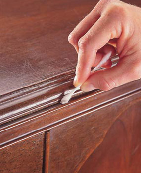 Быстрый ремонт мебели в фото