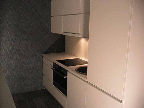 Бюджетная кухня в фото
