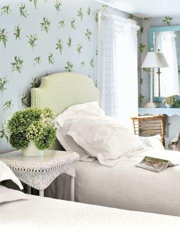 Декор спальни в разных стилях в фото