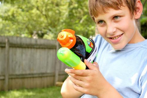 Детская кобура для пистолета в фото