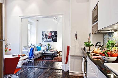 Дизайн интерьера квартиры: заказ и разработка проекта в фото