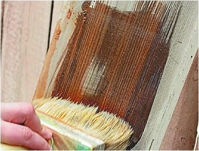 Этапы реставрации деревянных дверей своими руками в фото