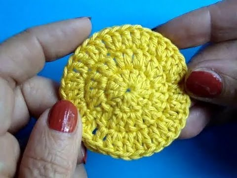 Как связать круг крючком для начинающих: схема резинки пошагово с видео и фото в фото