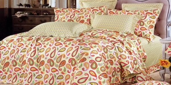 Мако сатин – состав и свойства постельного белья в фото