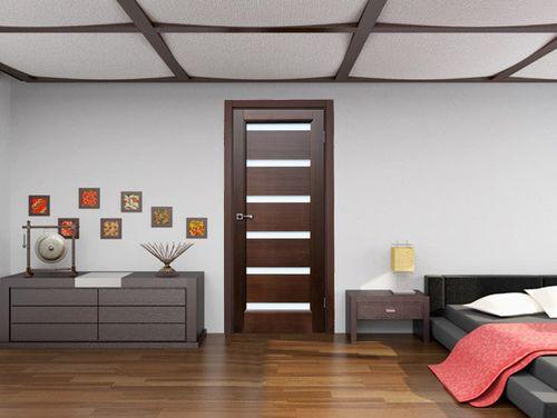 Стандартные размеры дверных проем для межкомнатных дверей в фото
