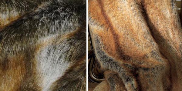 Ткань искусственный мех: состав и свойства в фото