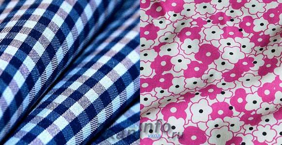 Ткань поплин: свойства, применение, уход (фото) в фото