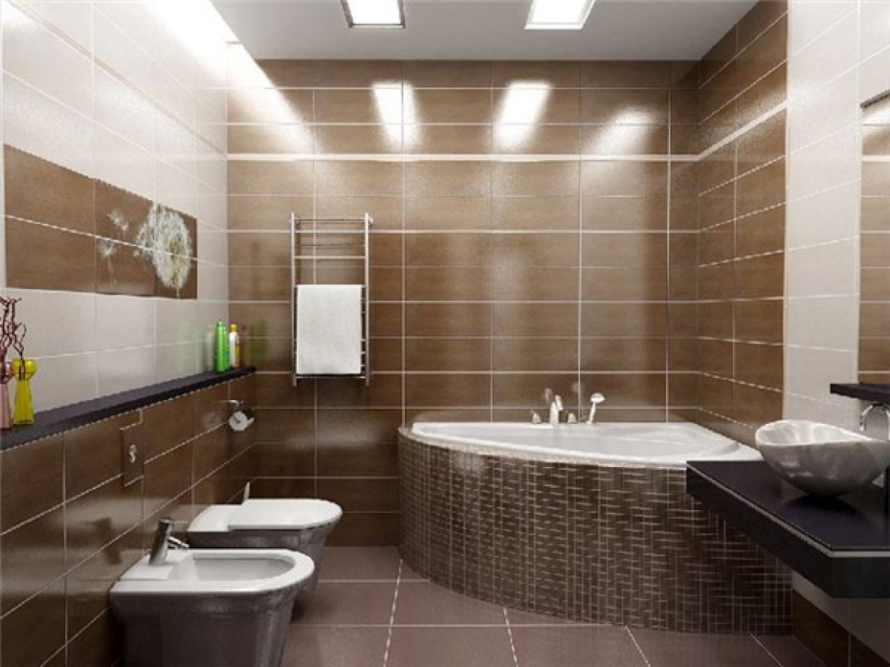 brown-floor-tile-bathroom-tile-bathroom-in-brown-tile