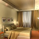 Ремонт спальни: 46 идей с фотографиями