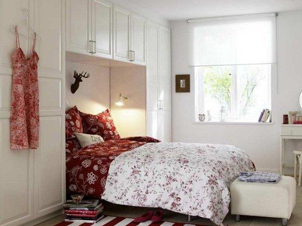 фото Дизайн маленькой спальни