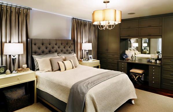 Фото Современные дизайны спален 2016 года