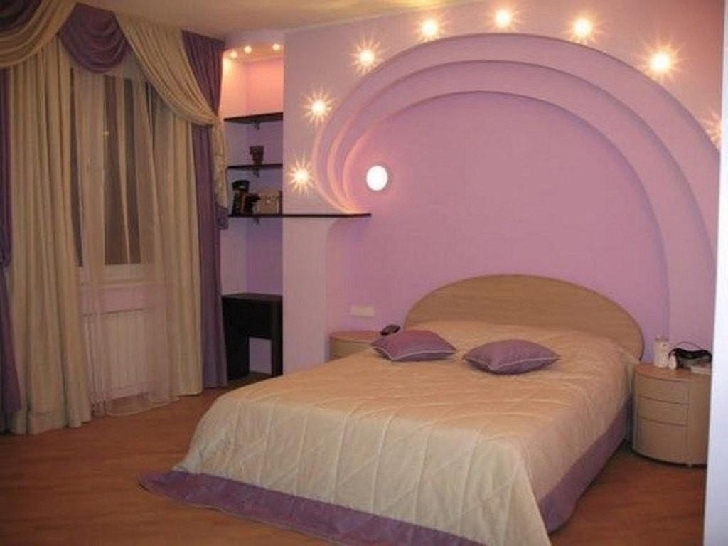 Ремонт в спальне для своими руками 143