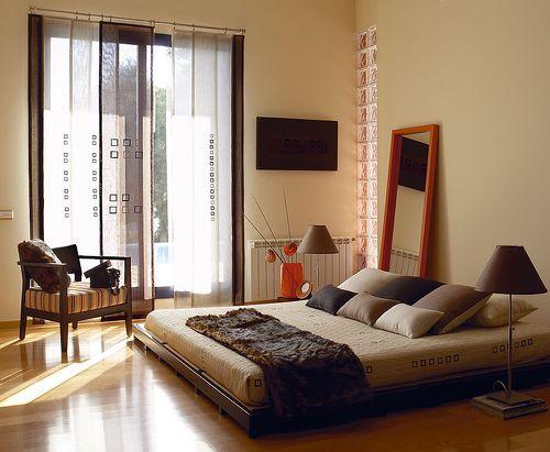 Фото Выбор двери для спальни