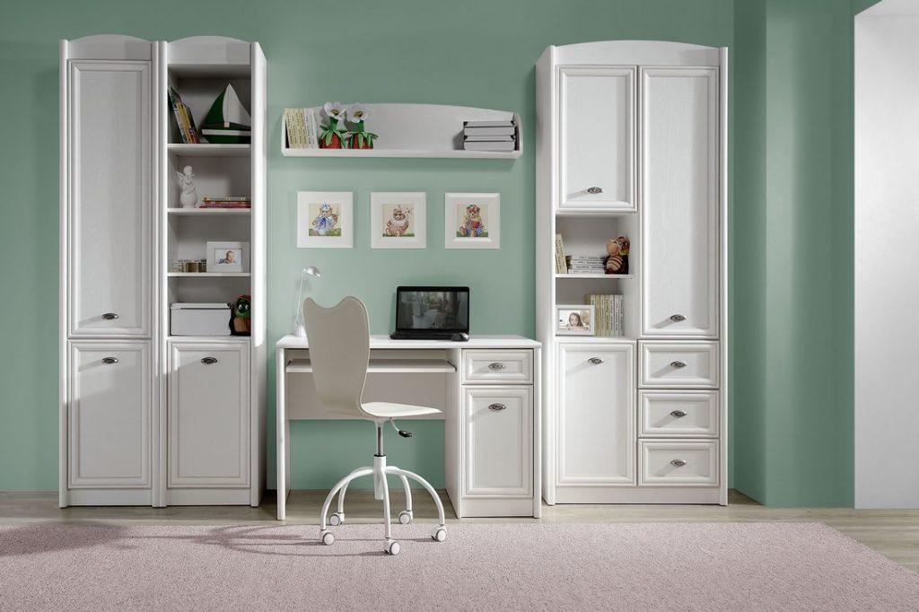 Фото гардероба в интерьере спальни