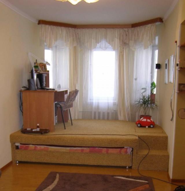 фото Кровать подиум своими руками