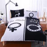 Покрывало в спальню: фото и советы по выбору