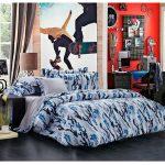 Mans-Bedding-Set-blue-camouflage-bedding-Boy-Bedding-Sets-Bedspreads-bedroom-sets-duvet-cover-set-bedlinen