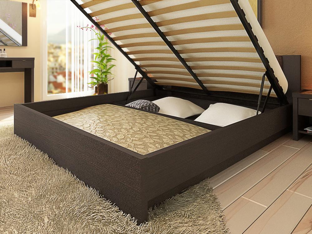 кровать с подъемным механизмом фото плотном, даже