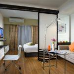 Разделение комнаты на спальню и гостиную: миссия выполнима!