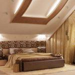 dizajn-spalni-v-mansardnom-pomeshhenii