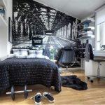 dizayn-malenkoy-spalni-fotooboi