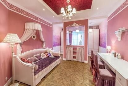 фото Спальня для девочки: учтите все потребности