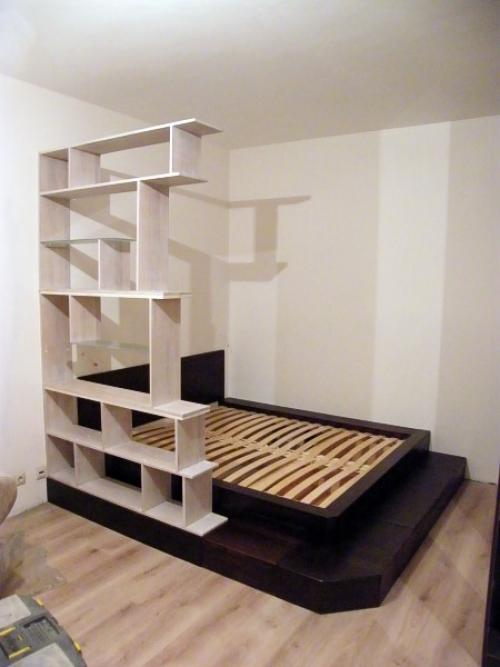 фото Каркас кровати-подиум