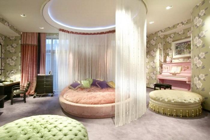 Фото Гостевой зоны в большой девичьей спальне