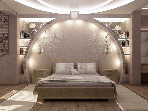 Фото Пример современного дизайна спальни 12 кв.м