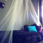 Тюль для спальни: фото и видео советы по выбору современной тюли