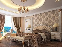 фото Спальня в классическом стиле, пример 6