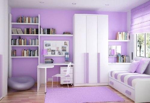 Фото единого гардероба в интерьере спальни