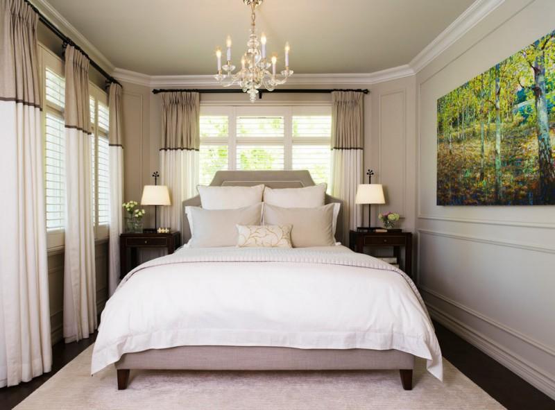 Фото изайн маленькой спальни