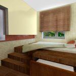 Поможем выбрать дизайн спальни 9 кв м - 46 идей!