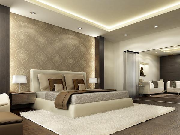 фото Дизайн Спальни 12 кв/м в стиле минимализм