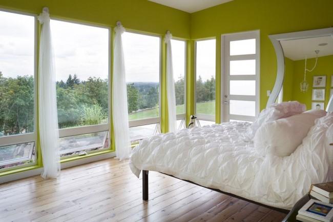 Фото Тюль – классическое оформление окна