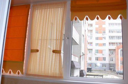 Как сделать шторы на балкон своими руками 78