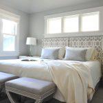 светлый дизайн маленькой спальни